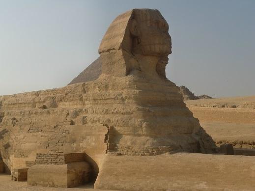 エジプトピラミッドとスフィンクス観光