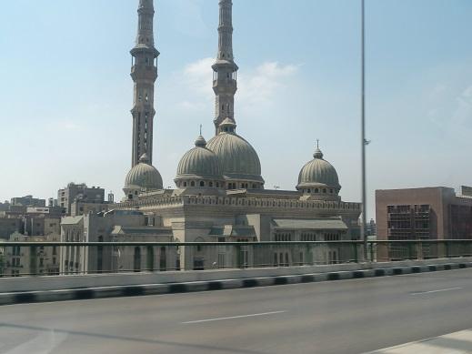 エジプトカイロ市内の風景