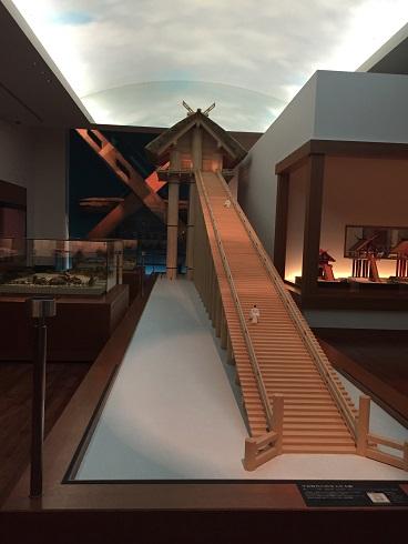 「古代出雲歴史博物館」は国宝・文化財の宝庫