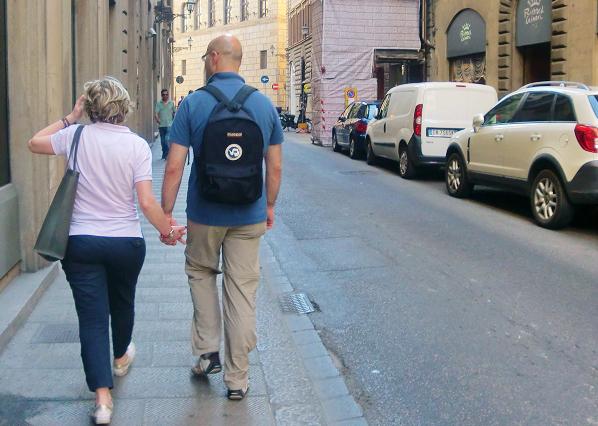 健康にいい1日30分程度の散歩
