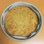 【グルテン・乳製品・砂糖不使用】米粉バナナケーキ