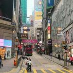 香港のトラムで気持ちいい街並み観光