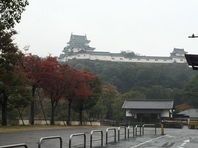 和歌山観光①「和歌山城」「紀三井寺」アクセスが良くなかったけれど
