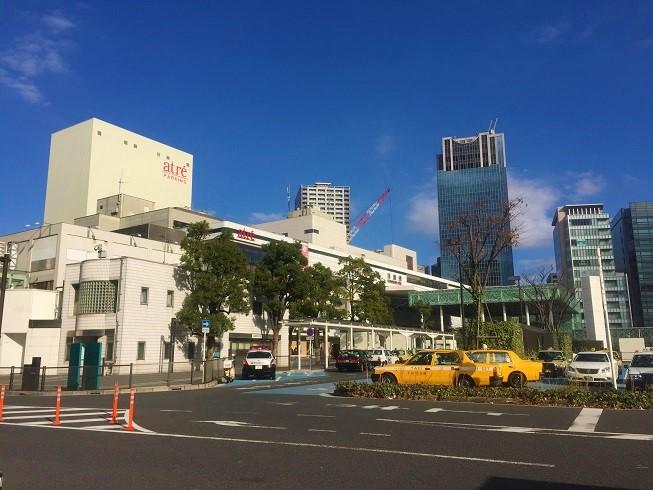 川崎~横浜の11kmを歩いた【東海道を歩く】