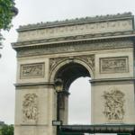 パリ観光は観光客が少ない11月が最適「凱旋門」