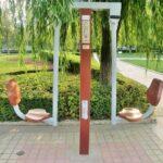 中国おもしろ健康器具
