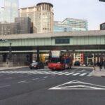 日本橋から品川の7.1kmを歩いた【東海道を歩く】