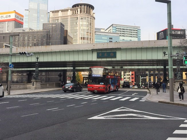 日本橋~品川の7.1kmを歩いた【東海道を歩く】