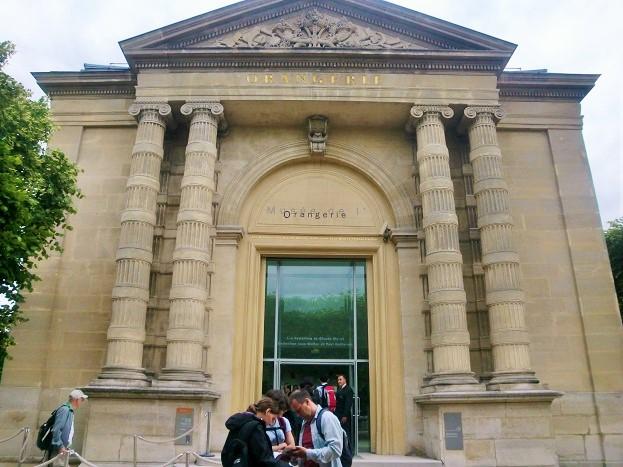 パリ観光は観光客が少ない11月が最適「オランジュリー美術館」