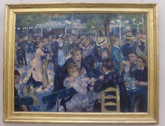 パリ観光は観光客が少ない11月が最適「オルセー美術館」②