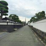 「萩城下町」観光