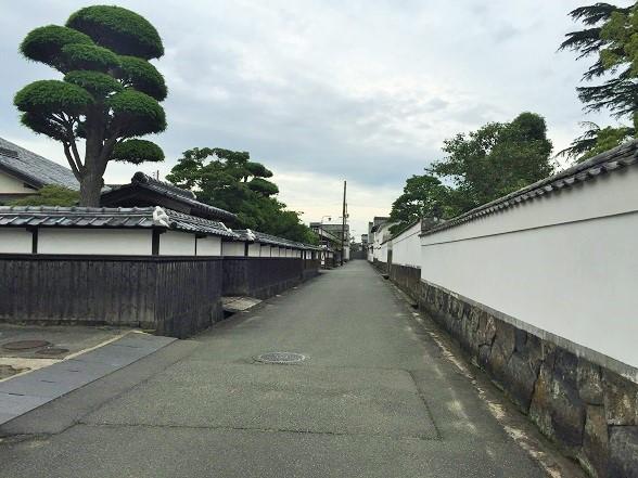 「萩城下町」観光は散歩コースにおすすめ