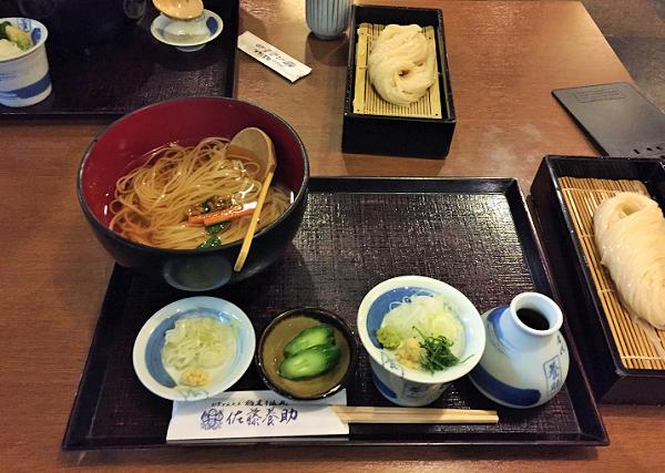 「秋田グルメ」美味しかったもの2つ