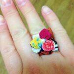 江戸時代のアクセサリー「ちりめん指輪」
