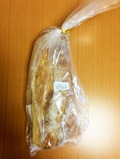 奈良で天然酵母のパンと原料のいい焼き菓子を買う