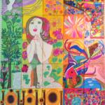 箱根・彫刻の森美術館の「組み合わせ絵」