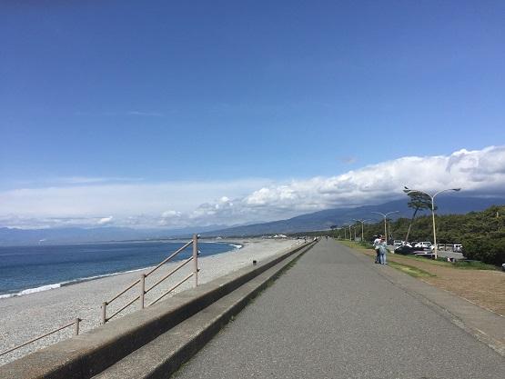 沼津から吉原までの18kmを歩いた【東海道を歩く】