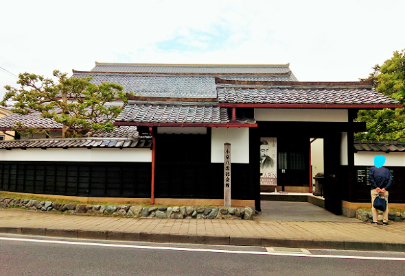 小泉八雲記念館(松江)で知った日本人への洞察が鋭い小泉八雲