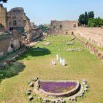 歩き疲れたローマ観光「フォロ・ロマーノ」「パラティーノの丘」