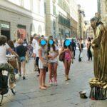 イタリア・フランスで見た不思議な人たち