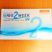 コンタクト「ウェイブ2ウィークUV」は口コミ通り安価で快適
