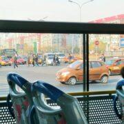 北京市内を路線バスでのんびり観光