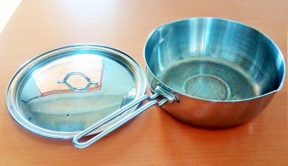 「遠藤商事」ステンレス製雪平鍋が軽くて丈夫で使いやすいのでおすすめ