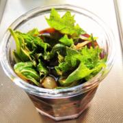 大葉を大量消費する「大葉にんにく醤油」が絶品