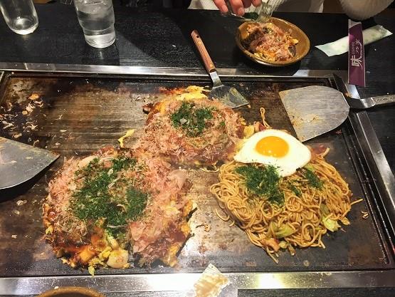 「大阪グルメ」美味しかったもの5つ