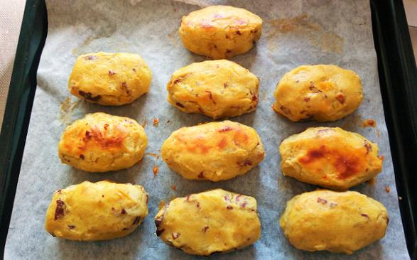 さつま芋を味わう、簡単美味しいスイートポテト