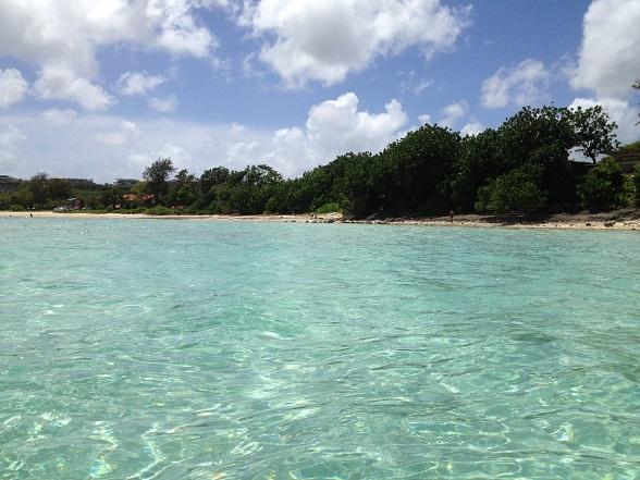 グアム滞在は海でゆっくり過ごす