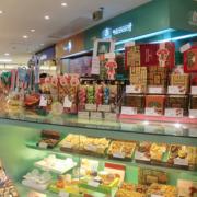 香港そごうのお菓子売り場