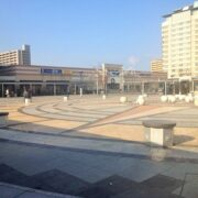 高松駅周辺をのんびり歩く