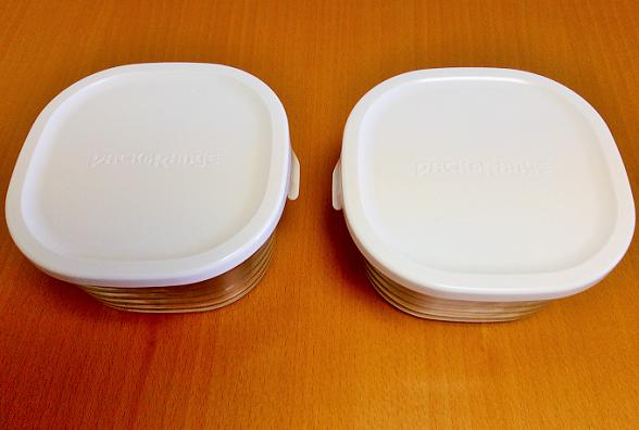 プラスチック容器からガラス・琺瑯容器へ変えました