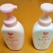 arau(アラウ)泡シャンプー&リンスに替えた