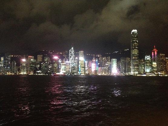 参加して良かった香港夜景ツアー