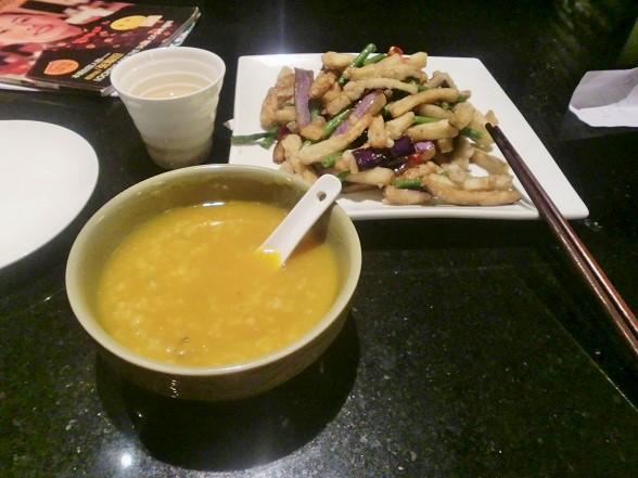 西安生活時の食事~よく行ったレストラン