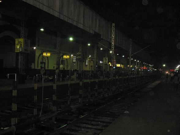 インドの寝台列車に乗ってビックリしたこと3つ