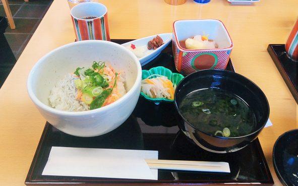 美味しかったMOA美術館レストラン「花の茶屋」の食事