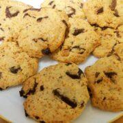 簡単美味しいチョコナッツクッキー