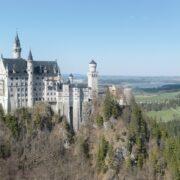 【ドイツ・オーストリア周遊8日間】団体ツアー旅行記4月④ヴィース教会、ノイシュバンシュタイン城