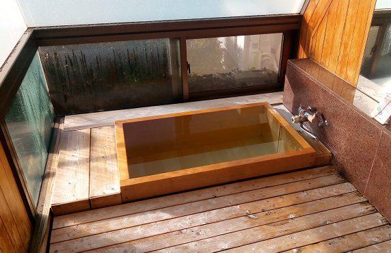 1週間くらい温泉に浸かっていたい