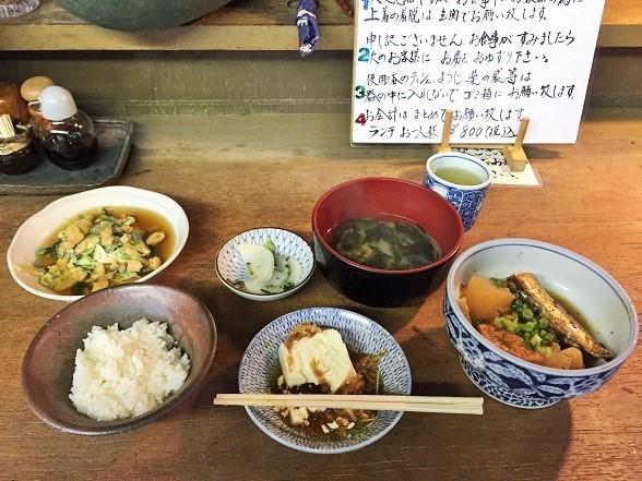 鎌倉で美味定食が食べられる「将元」は野菜メニュー豊富