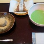 箱根湯本で甘味を堪能、夏場の疲れが癒えてくる