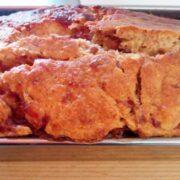 苺ジャムで作るパウンドケーキが簡単美味しい