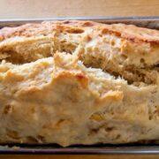 【砂糖不使用】簡単美味しいバナナパウンドケーキ