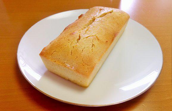 ジューシーな無農薬レモンで絶品レモンケーキ
