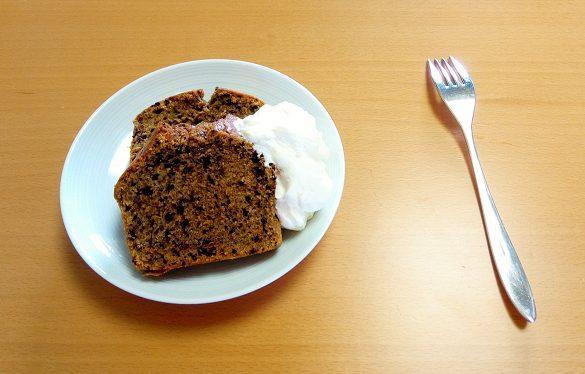 簡単美味しい!インスタントコーヒーでパウンドケーキ