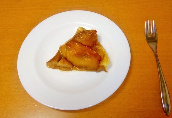 青森県産有機JASりんごとベラミーズパイシートのアップルパイが絶品