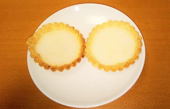 簡単!レモンアイシングパイ(ミニ)